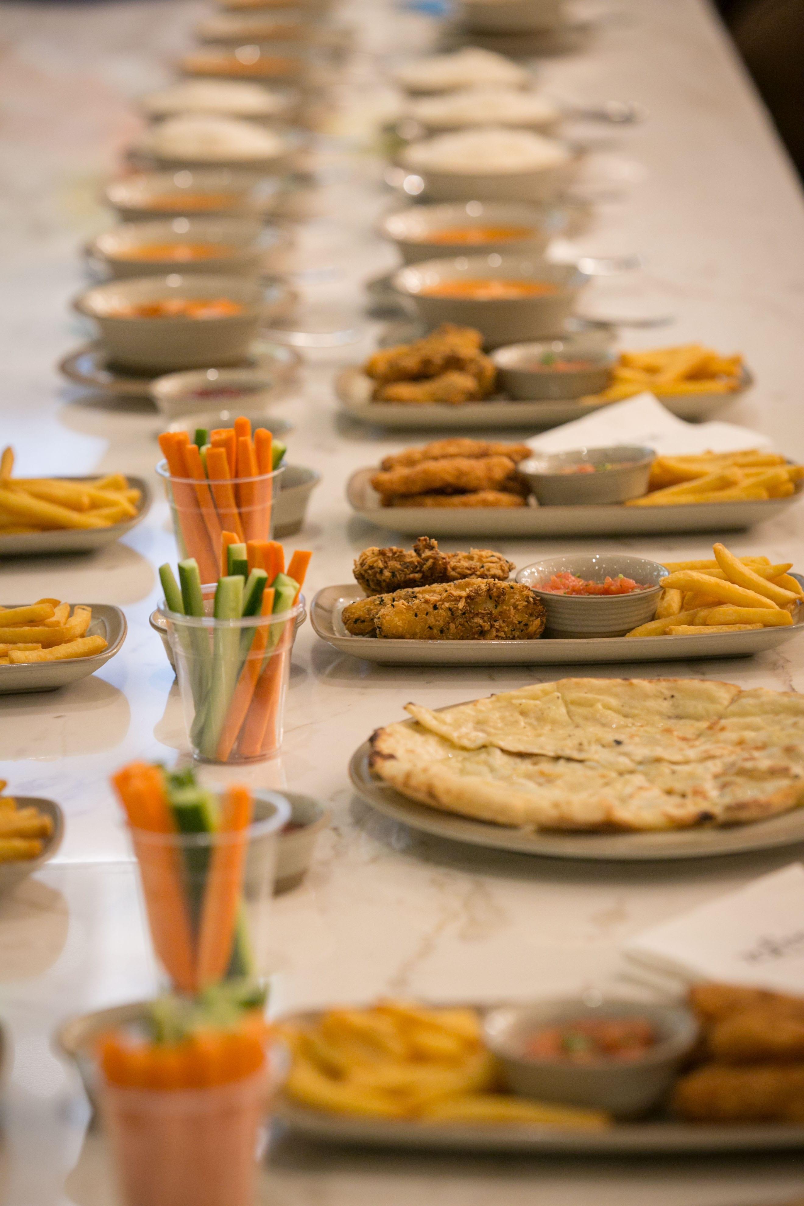 Zafran Restaurant Now Offers A Kid s Menu! – Mama In Scrubs 2aeffaec61